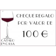 Tarjeta de Regalo de 100€