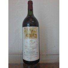 Vega Sicilia Unico 1968 Magnum (in original wood box)
